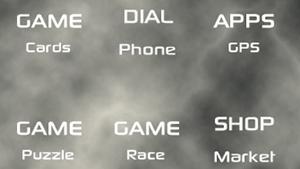Sony Font White