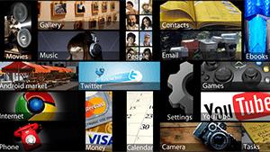 WP7 style icons