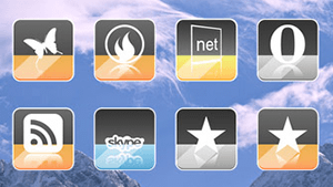 Rino Icons for Docks