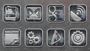 icones metal