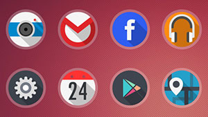 AroundLite – Icon Pack