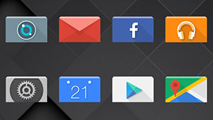 BAR – Icon Pack