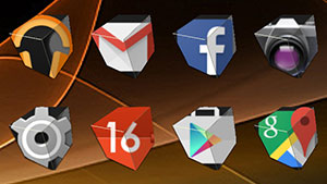 ICON PACK – Cubes