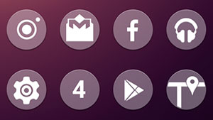 GEL – Icon Pack