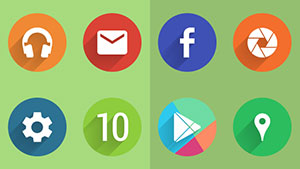 Rondo – Icon Pack