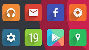 Elta – Icon Pack