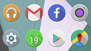 Balx – Icon Pack