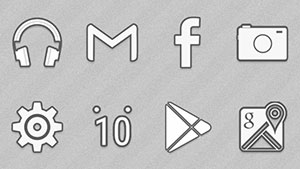 Juyo – Icon Pack