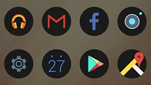 Durgon – Icon Pack