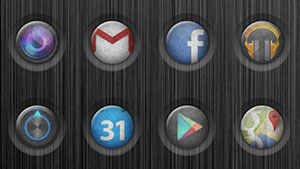Grunge Icons Pack
