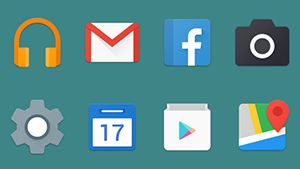 Polycon – Icon Pack