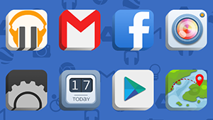 fl3D Icon Pack Free