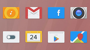 Tendere – Icon Pack
