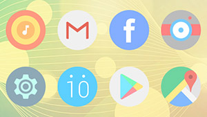 Cryten – Icon Pack