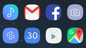 UX Experience S8 – Icon Pack