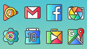 Griddy Icon Pack
