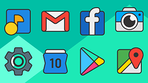 DARKMATTER – ICON PACK