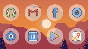 Fluxo – Icon Pack