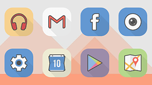Parallax – Icon Pack