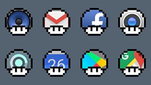 Retro Shroom Apex/Nova Icons