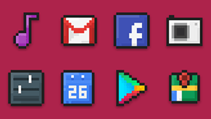 PixBit – Icon Pack